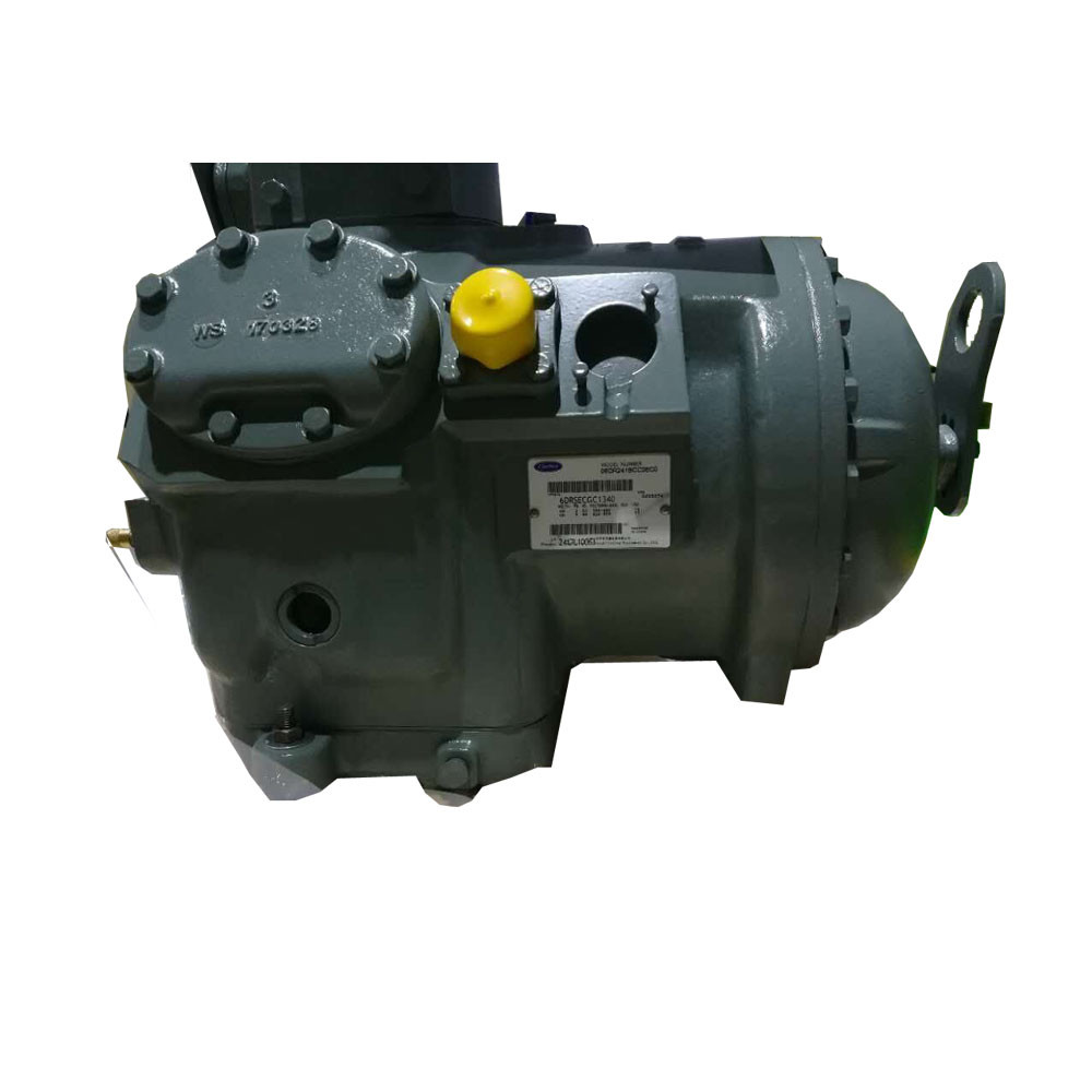 Carrier Carlyle Cold Room Compressor 18-00055-20rm2 Ac Power Cfm Designation Oil Less  Lubrication