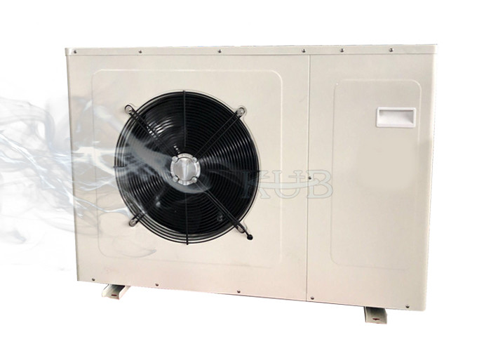 Kub300 Zsi09kqe 3hp Low temperature Air Cooled copeland Condensing Unit Compact Structure Good Apperance