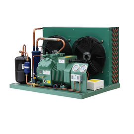 Original 2CES-3Y Bitzer Compressor Condensing Unit Open Type 3 Horsepower Large Volume Motor